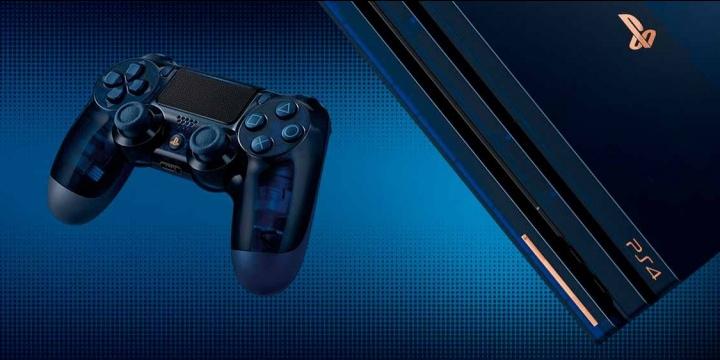 PlayStation 4 Pro 500 Million Limited Edition, la edición conmemorativa de la consola