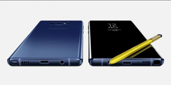 Samsung Galaxy Note 9 con Orange: precios y tarifas