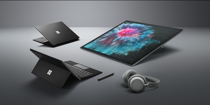 Surface Pro 6, Laptop 2 y Studio 2, los nuevos PCs de Microsoft cubren todos los segmentos