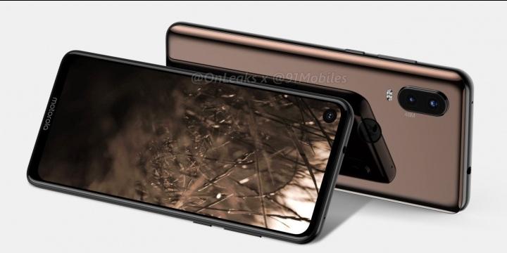 Motorola P40, así puede ser su diseño final