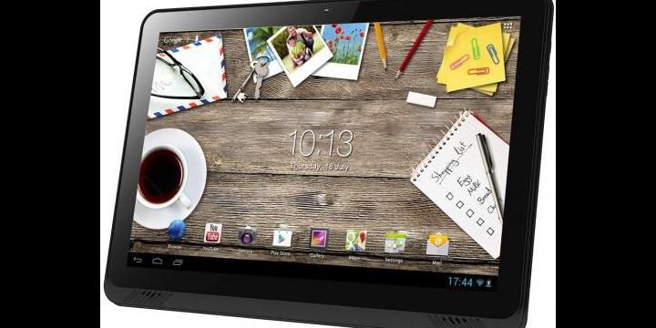 Hannspree SN14T7, una nueva tablet de 13.3 pulgadas