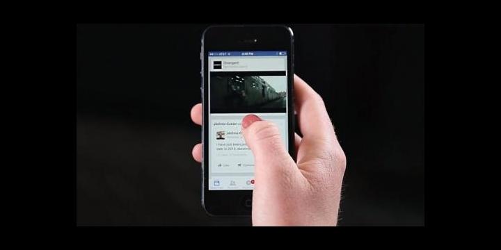 Facebook inserta vídeos publicitarios en el news feed