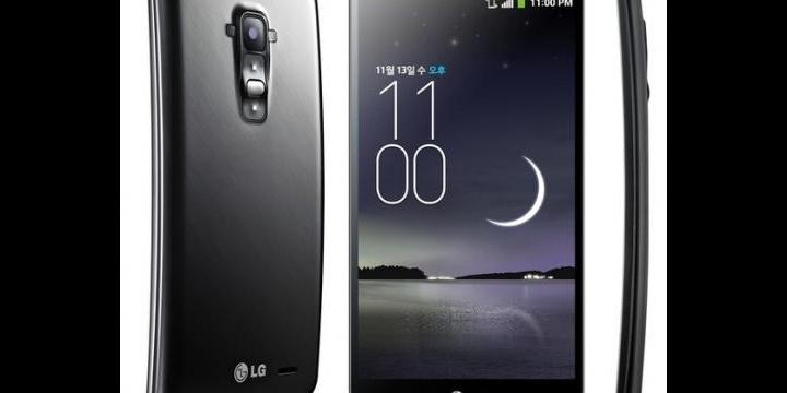 LG G Flex, el móvil con pantalla curvada ya es oficial