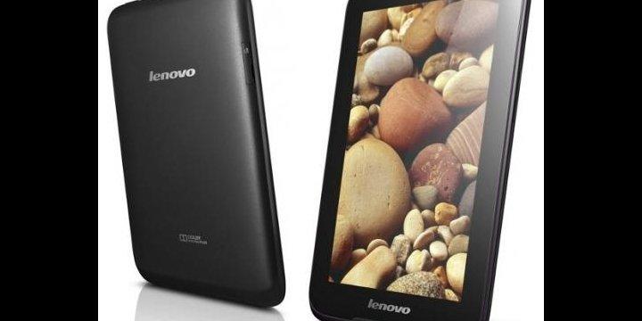 Lenovo A1000, A3000 y S6000, las nuevas tablets de Lenovo