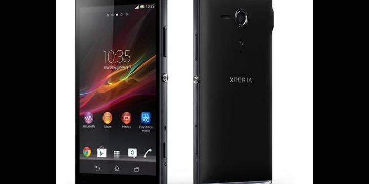 Xperia SP: nuevo smartphone de gama media de Sony
