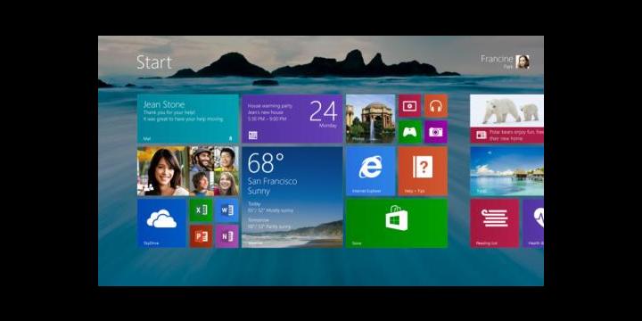 Microsoft revela las novedades de Windows 8.1