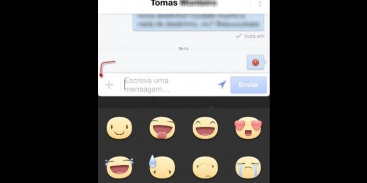 Facebook Messenger para Android ya tiene stickers como los de Line