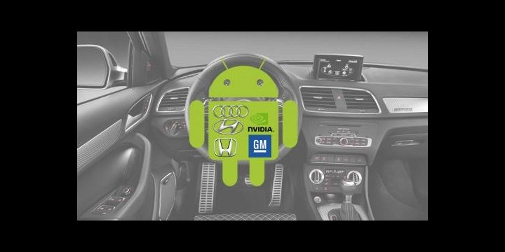 Android se va al coche con Audi, Honda, Nvidia, Hyundai y GM
