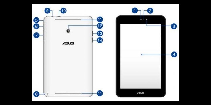 ASUS VivoTab Note 8, el nuevo potente tablet con Windows llegará en el CES