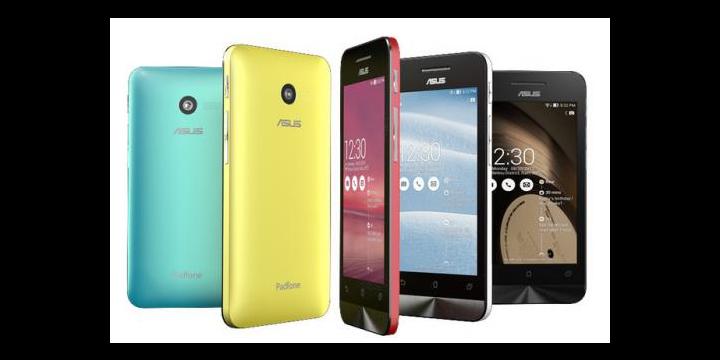 ASUS ZenFone, los nuevos teléfonos baratos con Android