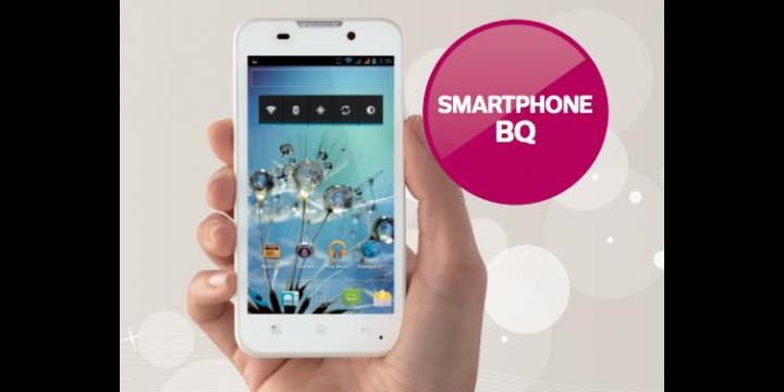 bq Aquaris 4, el próximo smartphone de bq