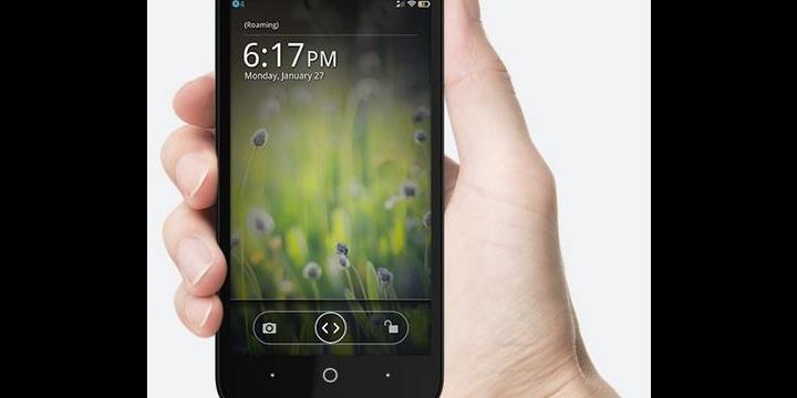 Geeksphone Revolution ya es oficial: características del móvil con Android y Firefox OS