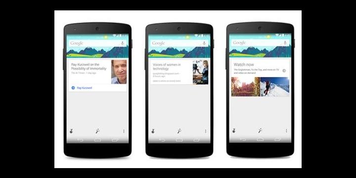Google Search para Android se actualiza con nuevas tarjetas y más novedades