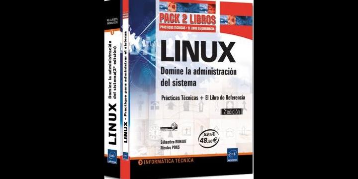 """""""Pack de libros – Administración de sistemas Linux"""""""