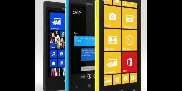 Nokia presenta los Lumia 720 y 520 con Windows Phone 8