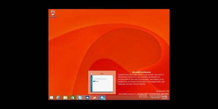 Se filtra una imagen ISO de Windows 8.1 Update 1: conoce las novedades
