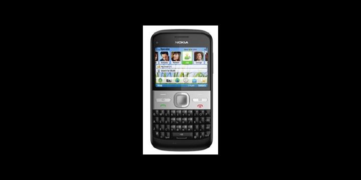 El nuevo Nokia E5, un smartphone profesional y personal, ya disponible en España