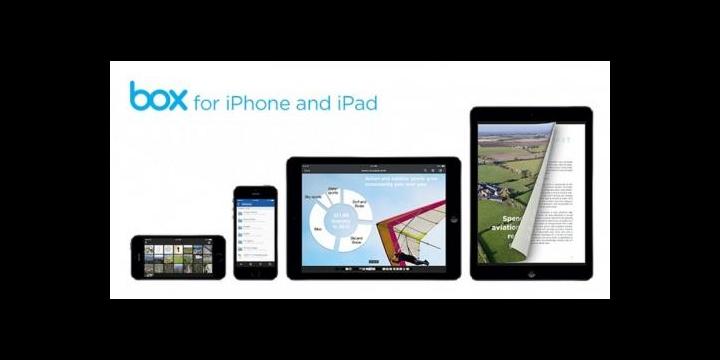 Box renueva su app para iOS y regala 50Gb de almacenamiento