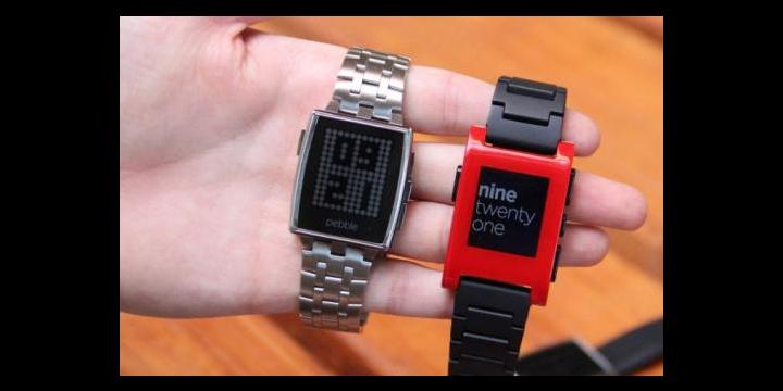 Pebble Steel es el nuevo reloj realizado en acero