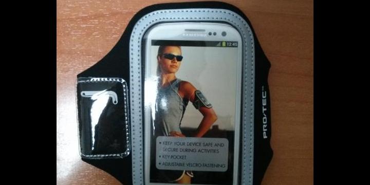 Review: Brazalete Pro-Tec Athlete para Samsung Galaxy S3