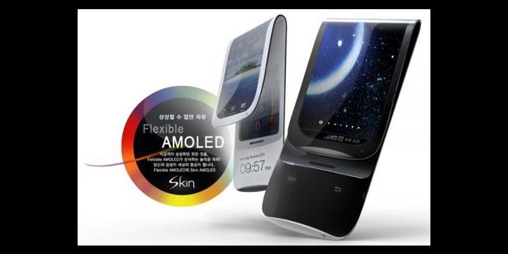 Samsung prepara Galaxy Note 4 con pantalla curvada y Galaxy Note 5 con pantalla plegable