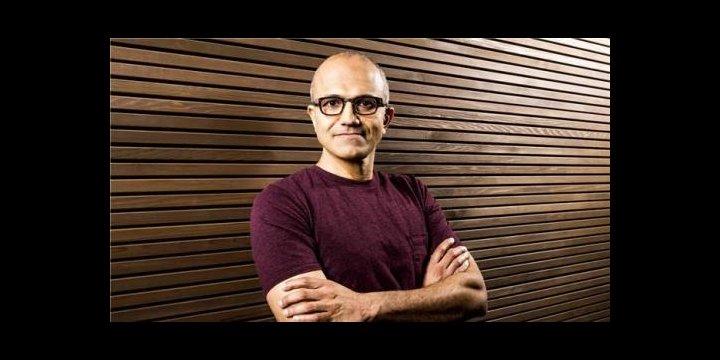 Satya Nadella es el nuevo director de Microsoft