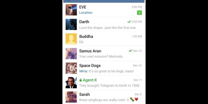 Descarga Telegram para Windows, Linux o Mac
