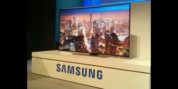 """Samsung presenta un televisor UHD de 75"""", prepara uno de 105"""" y otro UHD OLED"""