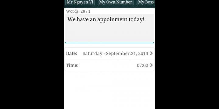 Programa mensajes en WhatsApp con WhatsApp Scheduler