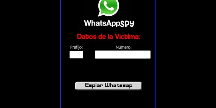 ¿Espiar a tus contactos de WhatsApp?