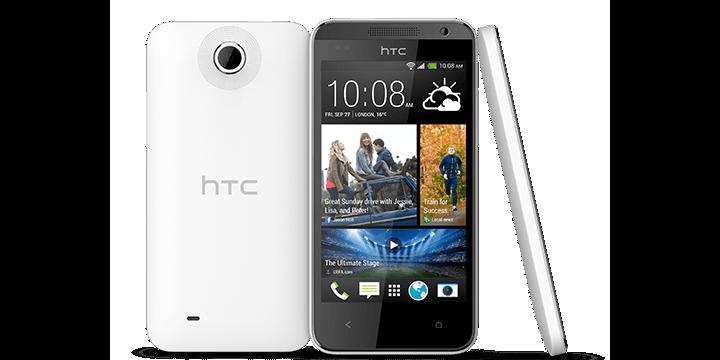 HTC Desire 300, un gama baja a 160 €
