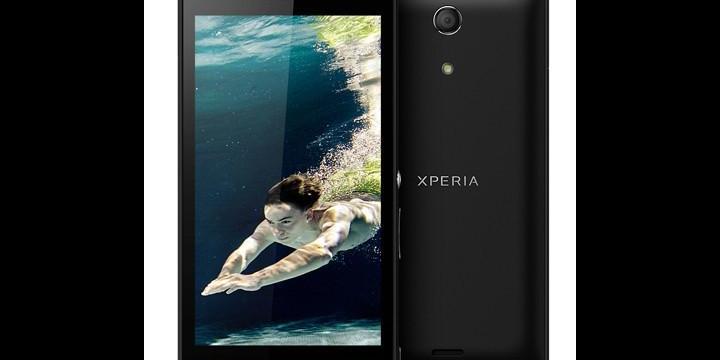 Sony anuncia el nuevo Sony Xperia ZR resistente al agua y el polvo