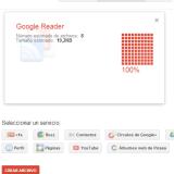 Configurar Outlook 2010 como lector de feeds