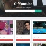 Convierte un vídeo de YouTube en un GIF