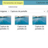 Cómo capturar la pantalla en Windows 8