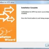 Cómo recuperar archivos con GetDataBack