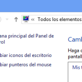 Mostrar Equipo en el escritorio de Windows 8