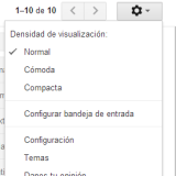 Desactivar el filtro anti-spam de Gmail