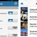 Bloquea el acceso a apps en Android