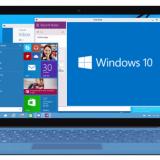 Windows 10 impulsará las ventas con portátiles por solo 149 euros