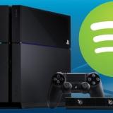Spotify ya está disponible en PlayStation