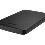 Toshiba Canvio Basics, disco duro de 2TB en oferta por solo 80 euros