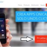 Crea tus apps con Appsbuilder