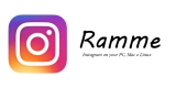 Con Ramme podrás tener Instagram en tu PC, Linux o Mac