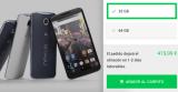 Nexus 6 desde 419 euros en Google Store
