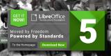 Descarga LibreOffice 5, la suite ofimática renovada y gratuita