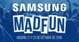 Samsung MadFun reúne a los principales youtubers españoles