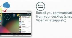 Utiliza WhatsApp y otras apps de Android en el ordenador