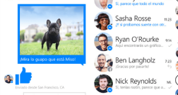 Skype llega a Outlook y Facebook Messenger está disponible para Windows Phone