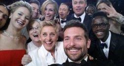 El selfie en los Oscar es el tweet con más retweets de la historia